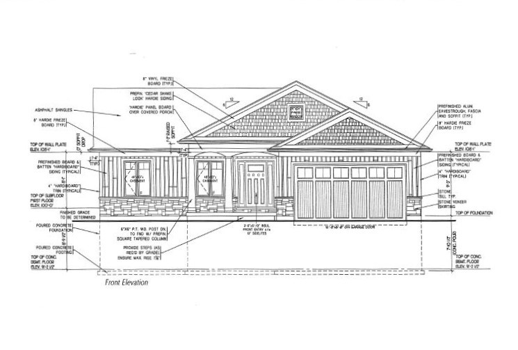 72 Deerfield (Lot 27) Road, Grand Bend, Ontario