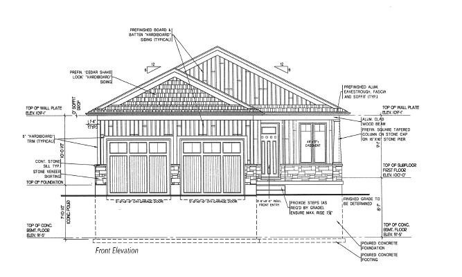 70 Deerfield (Lot 14) Road, Grand Bend, Ontario